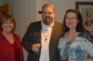 Twinette, Fr. Anthony & Brenda